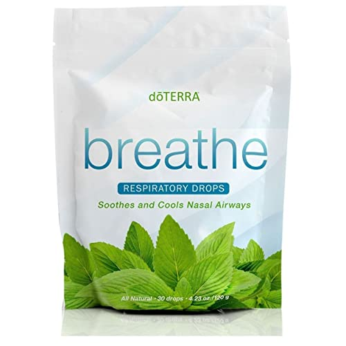 doTERRA Breathe Respiratory Drops – A Small Dose of Expensive Wonder
