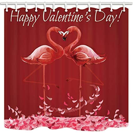 Amore In Vasca Da Bagno.Edcott Esotico Rosa Uccelli Vasca Da Bagno Flamingo Amore Cuore