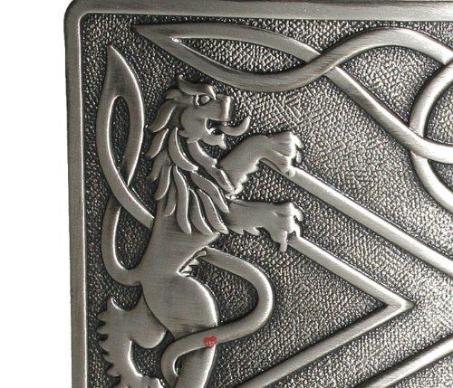 Highland Saltire Kilt boucle de ceinture antique