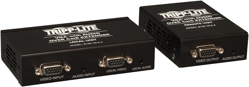 Long Range VGA /& Speaker 1 in 2 Out Transmitter
