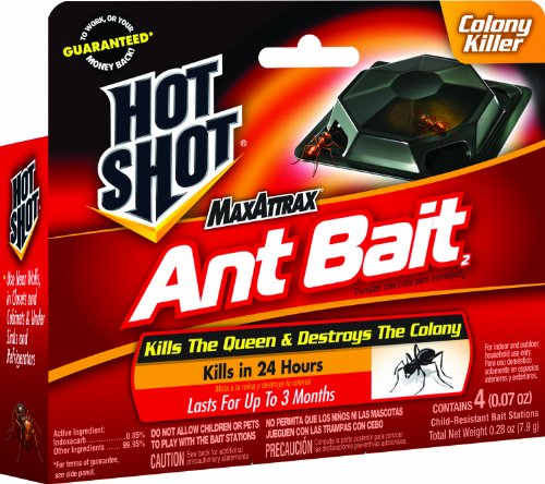 Hot Shot 2040W MaxAttrax Count