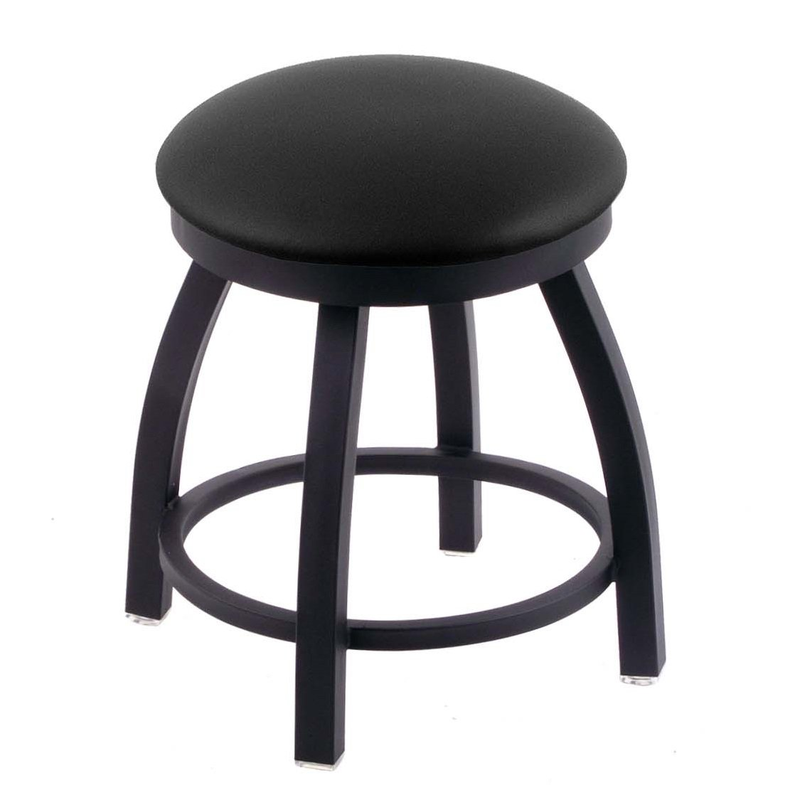 802 Misha Vanity Stool with Black Wrinkle Finish and Swivel Seat 18  Black Vinyl Kitchen u0026 Dining  sc 1 st  Amazon.com & Amazon.com: Holland Bar Stool Co. 802 Misha Vanity Stool with ... islam-shia.org