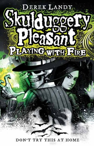 Read Online Playing With Fire (Skulduggery Pleasant) pdf epub