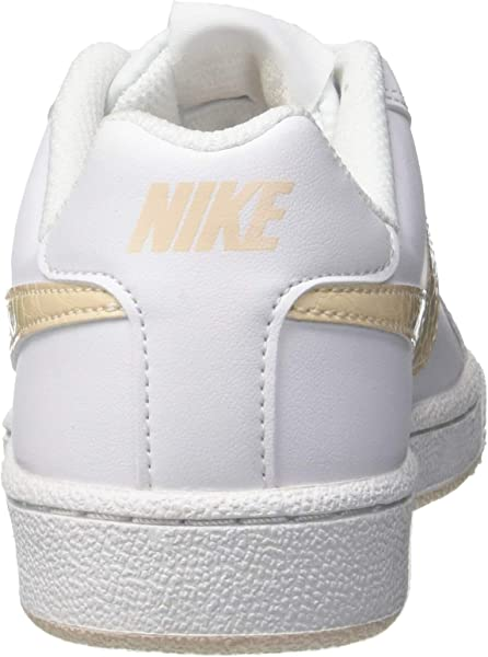 separation shoes 02ce9 95901 Nike Damen Court Royale Sneakers, Weiß (White Guava Ice 001), 39