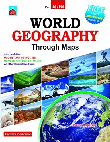 Amazon.in: Buy World Geography - Through Maps Book Online at Low ...