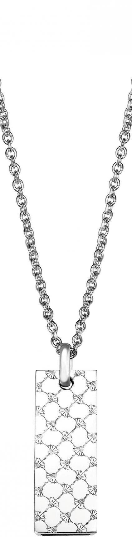 Joop! Jewelry Cornflower Signature JPNL90672A500 mens necklace Rhodanized Sterling Silver