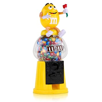 M & M S/M & M Dispensador/Dispenser de Yellow – Coin