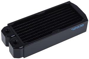 Alphacool 14227 NexXxoS XT45 Full Copper 92mm Dual Radiator Water Cooling Radiators