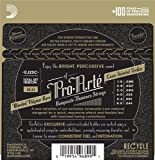 D\'Addario EJ25C Pro-Arte Clear Nylon Composite Flamenco Guitar Strings