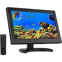 Eyoyo 12 Pollici 16:9 Mini TFT LCD HDMI HD Monitor Schermo 1366x768 Risoluzione con HDMI VGA BNC AV Ingresso per PC Display CCTV Casa Sicurezza