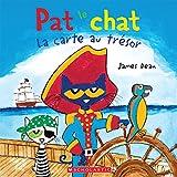 Pat Le Chat: La Carte Au Tr?sor (French Edition)