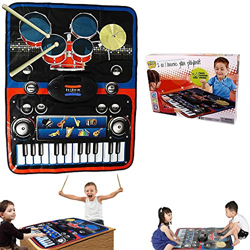Kids Piano Drum Playmat Combination product image