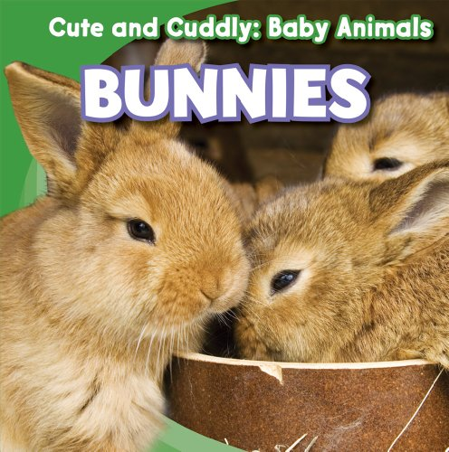 Bunnies (Cute and Cuddly: Baby Animals) Pig Cuddly Animal