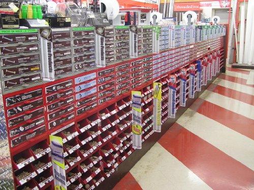 Nails, Staples & Fastener Store Start Up Sample Business Plan! -
