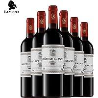 【布兰达酒庄,700年历史传承,超市同款】法国原瓶进口红酒 波尔多AOC级 布兰达酒庄干红葡萄酒整箱装