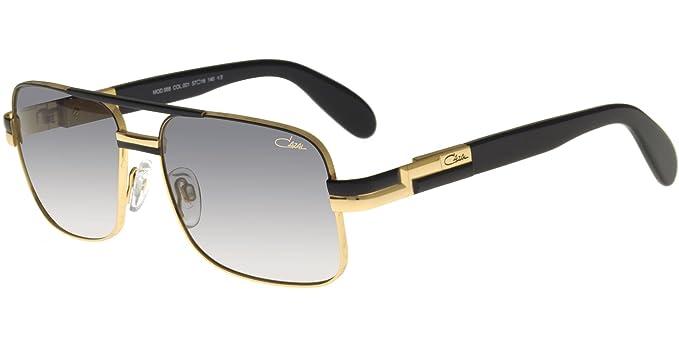 design di qualità 8b836 85db7 Cazal Occhiali da sole VINTAGE 988 BLACK GREY BLACK GOLD ...