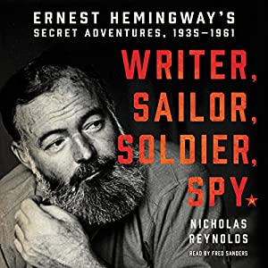 Writer, Sailor, Soldier, Spy Audiobook