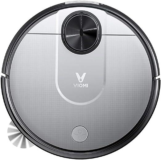 VIOMI G8100225701 Aspiradora de Robot Inteligente, Acero: Amazon ...