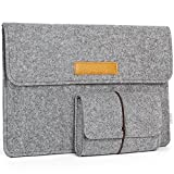 JSVER 13 Inch Laptop Sleeve Felt Protective Case for MacBook Air Deal