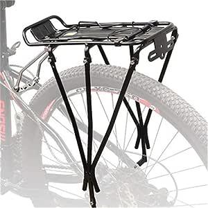 Portaequipajes Ajustables Frenos de Disco en Bicicleta Estante ...