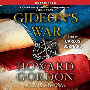 Gideon's War Audiobook
