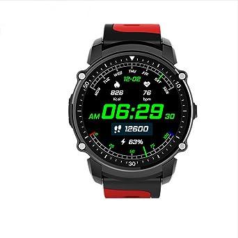 FS08 Smartwatch MTK2503 GPS IP68 resistente al agua Bluetooth ...