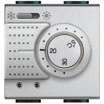 Bticino Livinglight Nt4442 - Ll-Termostato+Con 230V 2M Tech