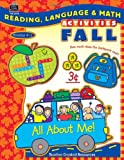 Reading, Language and Math Activities - Fall, Mary Rosenberg, 1420638882