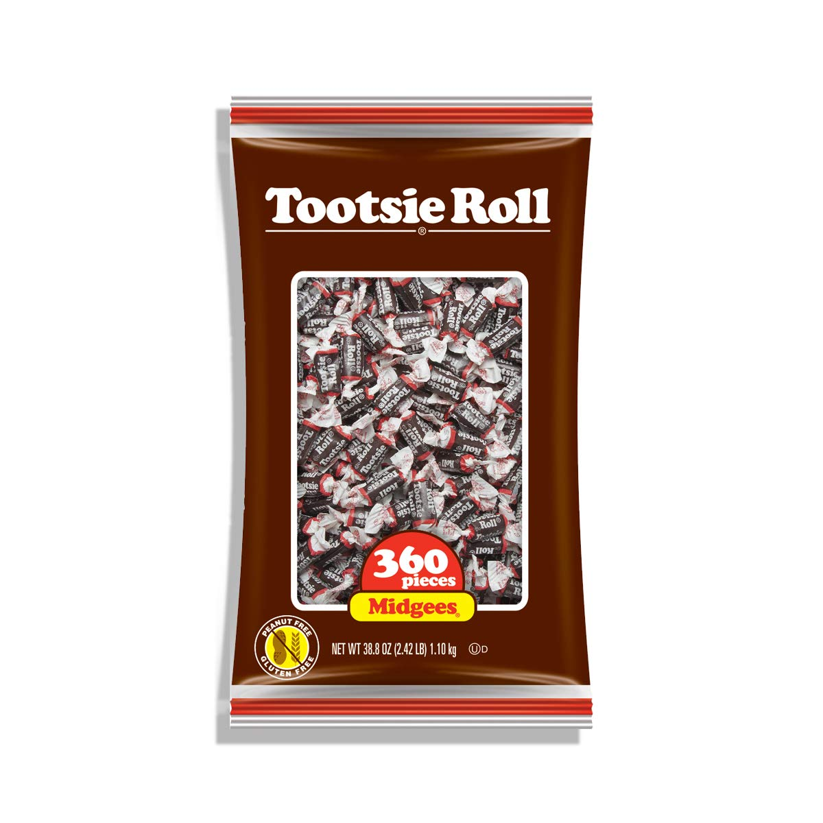 Tootsie Rolls/360-Bg by Tootsie Roll