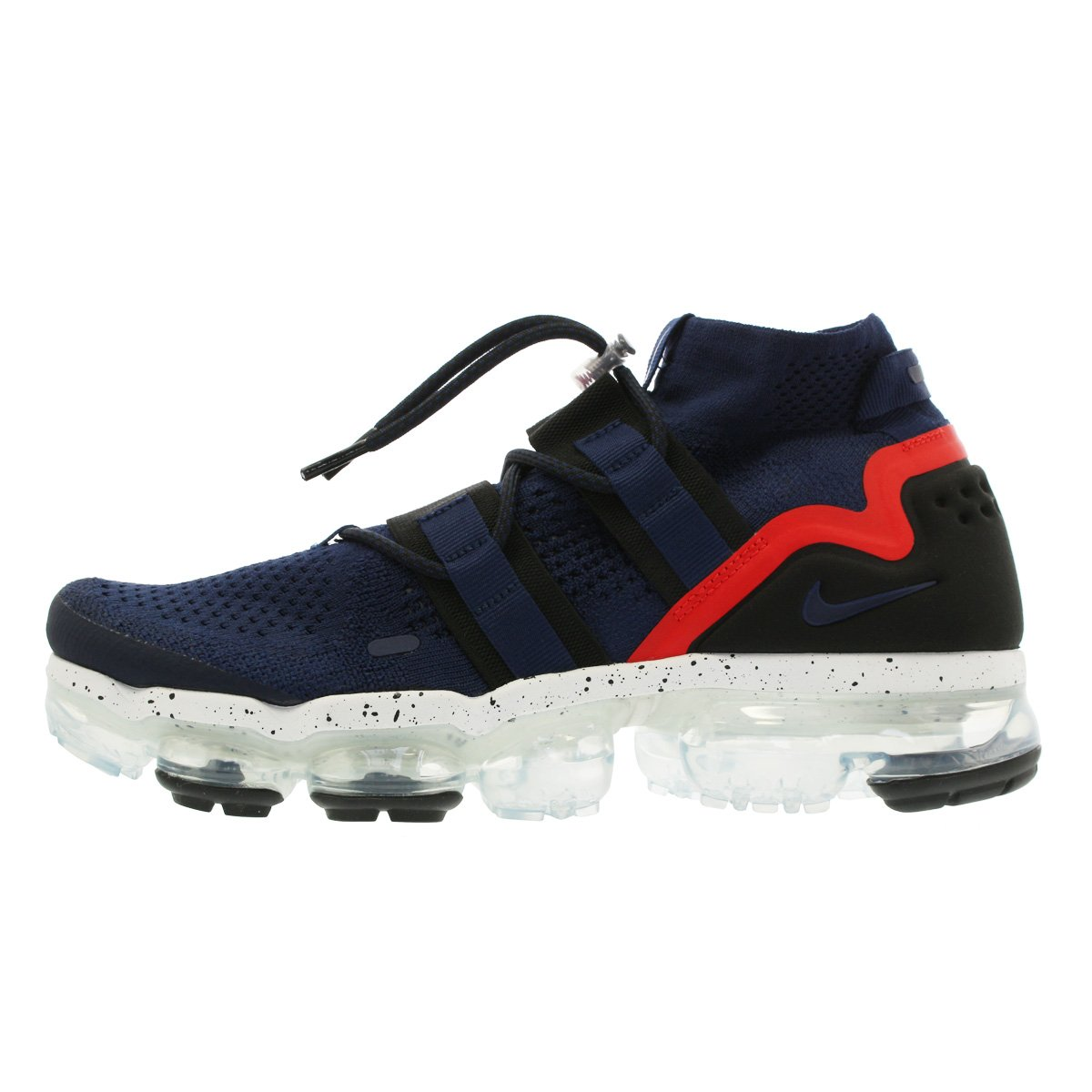 buy online 413e8 d1d55 Amazon.com | Nike AIR Vapormax Flyknit Utility New England ...