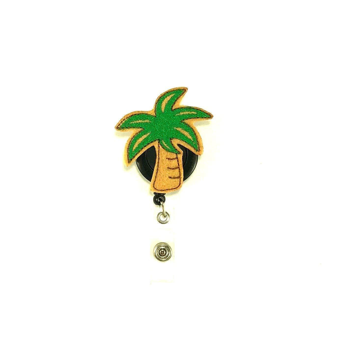 Palm Tree Badge Reel