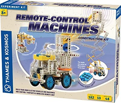Thames & Kosmos, Remote Control 10 in 1 Machines - Item#555004