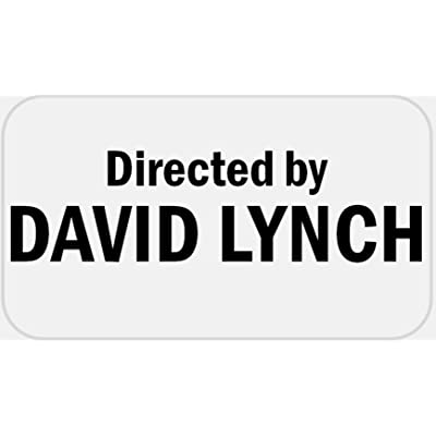 Directed by David Lynch - 100 Stickers Pack 2.25 x 1.25 inches: Office Products