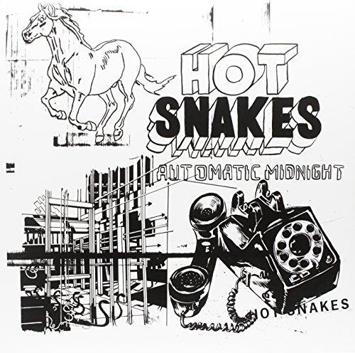 Vinilo : Hot Snakes - Automatic Midnight (LP Vinyl)