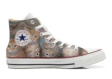 Converse All Star personalisierte Schuhe (Handwerk Produkt) Puppies