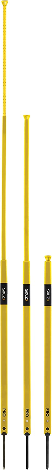 and Soccer Goals. Arc SKLZ Pro Training Utility Weight for Agility Poles