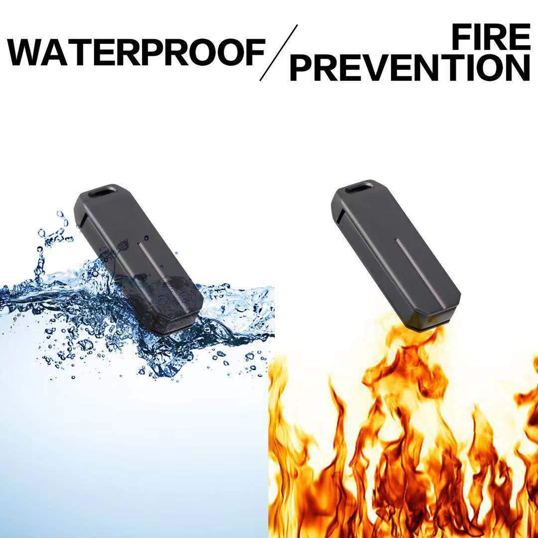 PANGUK 128GB USB 3.0 Flash Drive, Memory Stick high Speed Thumb Drive USB Memory Stick Waterproof, Shockproof 360 Rotary Drive Compact (128GB Black) by PANGUK (Image #4)
