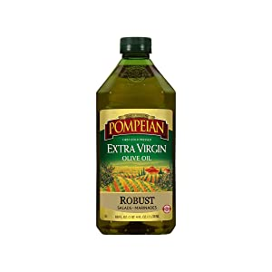 Pompeian Robust Extra Virgin Olive Oil - 68 Ounce