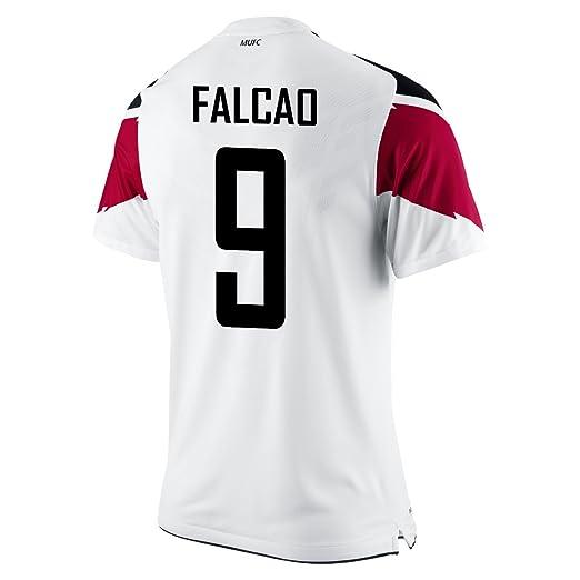 ff9ba4ef3f3 Amazon.com  FALCAO  9 Manchester United Men Away Jersey  Books