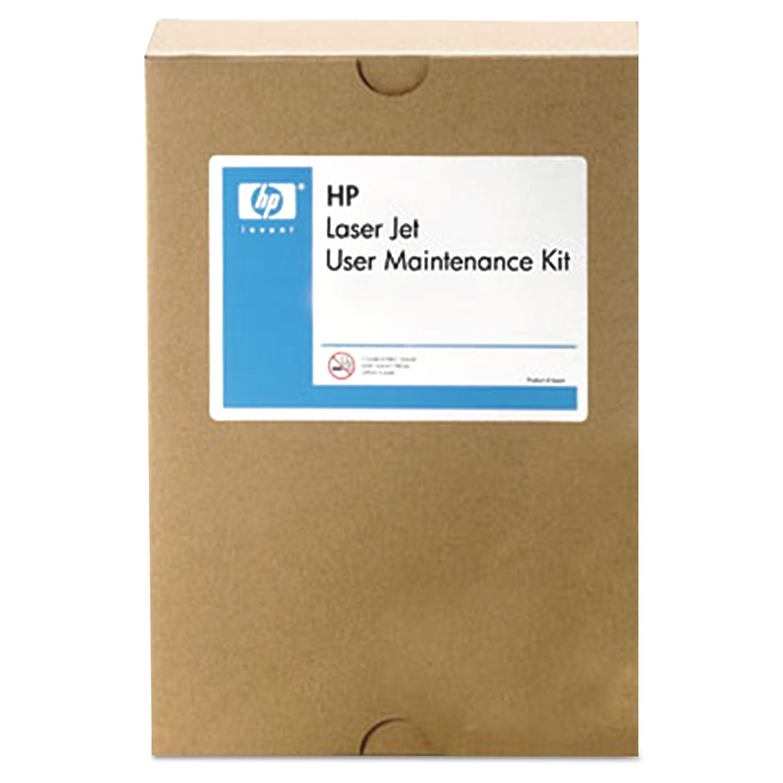 Hewlett Packard CB388A OEM Mono Laser Maintenance - HP LaserJet P4014P4015P4510P4515 Maintenance Kit (110V) (Includes Fuser Assembly Transfer Roller Gloves) (225000 Yield) OEM