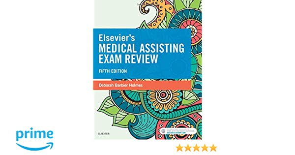 Elseviers medical assisting exam review 5e 9780323400701 elseviers medical assisting exam review 5e 9780323400701 medicine health science books amazon fandeluxe Gallery