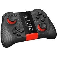 Manette de jeu Bluetooth V3.0 sans fil rechargeable Leegoal(TM) pour smartphones iOS et Android ; iPad, TV/Manette PC et casque 3D VR