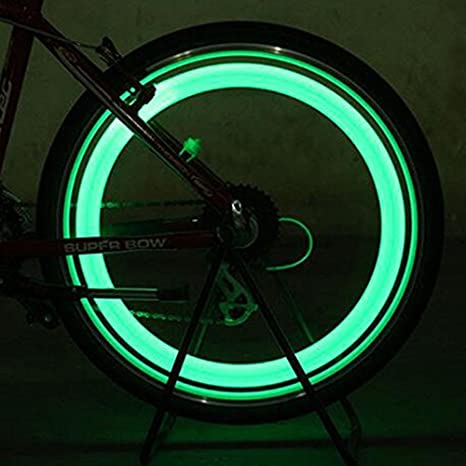 2 x Luz LED de seguridad para bicicleta de montaña Extrbici ...