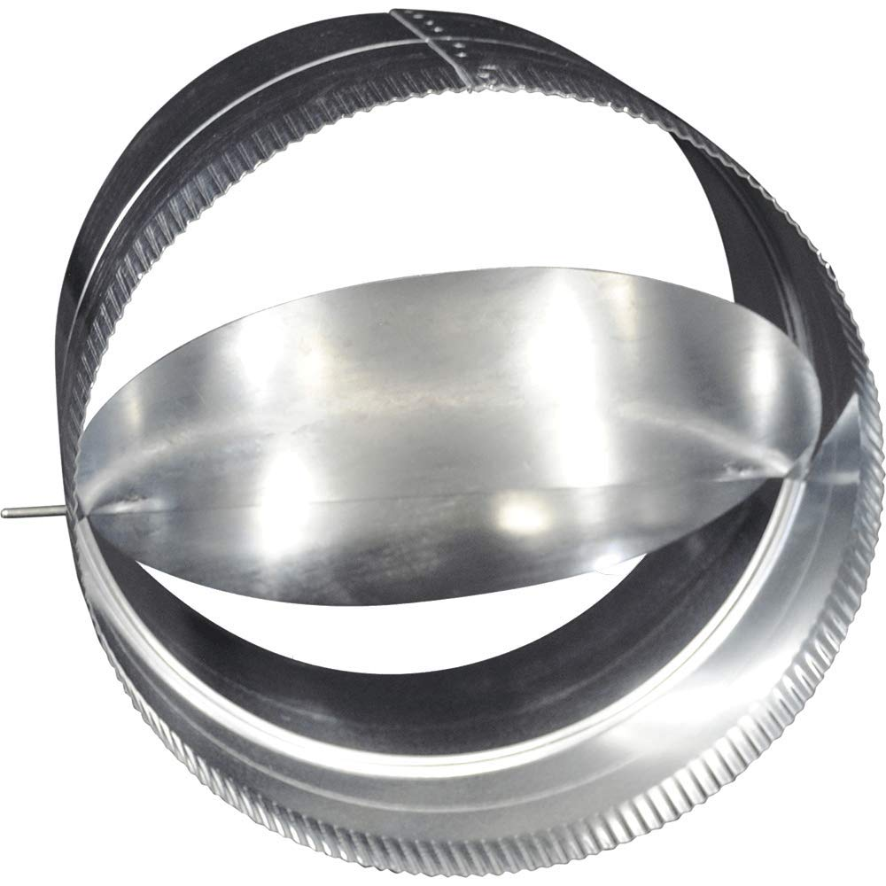 ''Ultra Aire'' 10 Inch Gravity Damper by Ultra-Aire