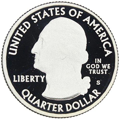 2010 S State Park Quarter PR-69 US Mint DC