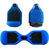 Silicone Case for T1 SWAGTRON Electric Self Balancing Scooter Full-Body Scratch Protector Cover Skin for T1 Hover Board (Scooter not included)