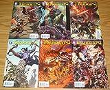 Rokkin #1-6 VF/NM; Wildstorm complete series