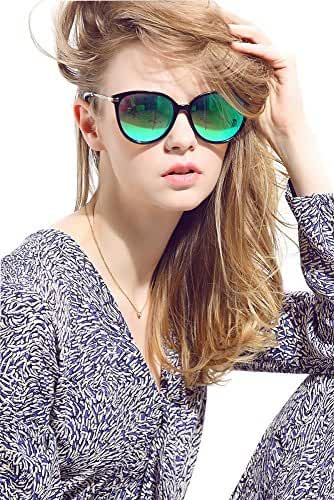 Diamond Candy Women's Sunglasses UV Protection Polarized eye glasses Goggles UV400