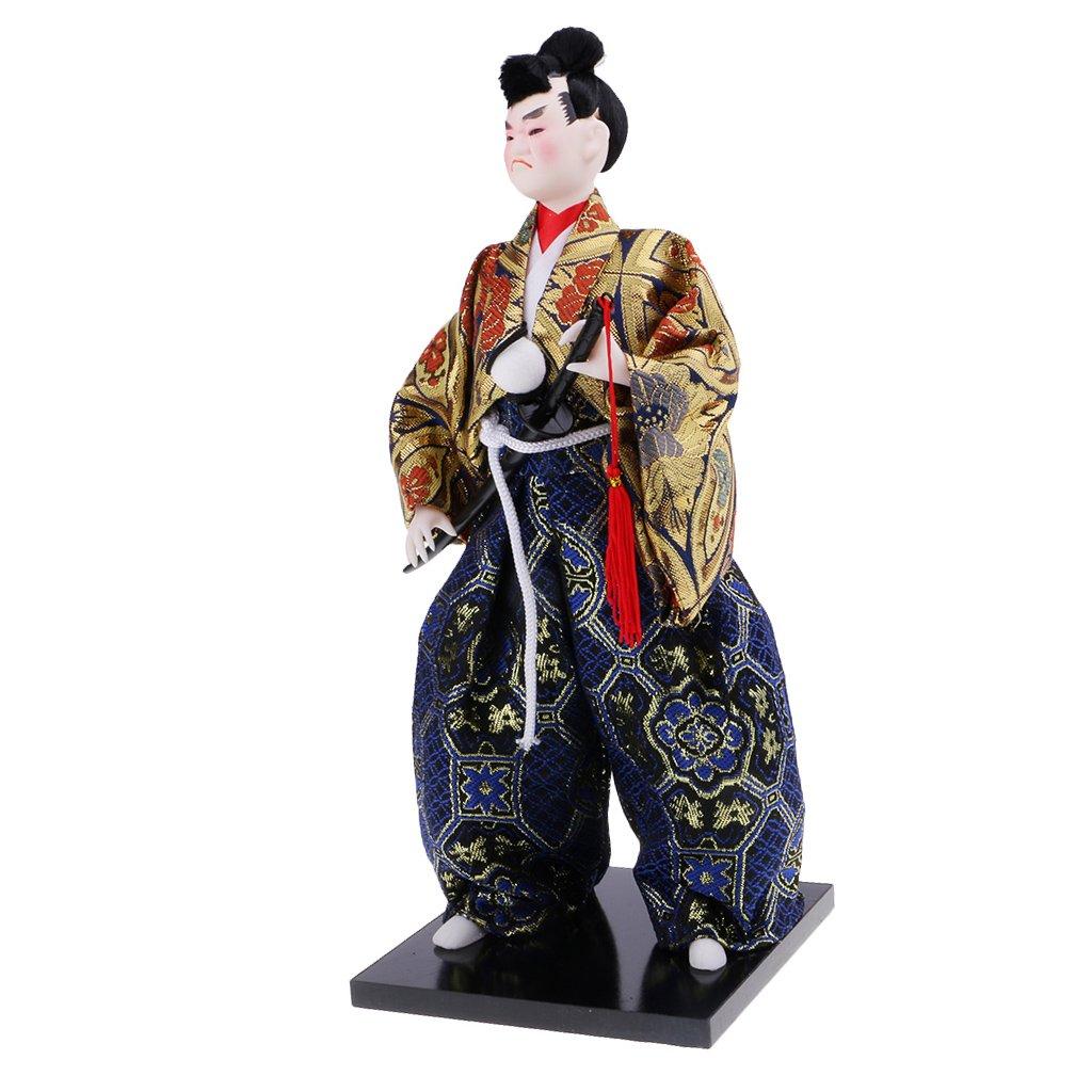 Muñeca de Japonés Estilo de Guerrero Ninja Adornos de ...