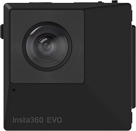 Insta360 EVO - Cámara Plegable 3D 180° y 360°, Resolución de Video ...